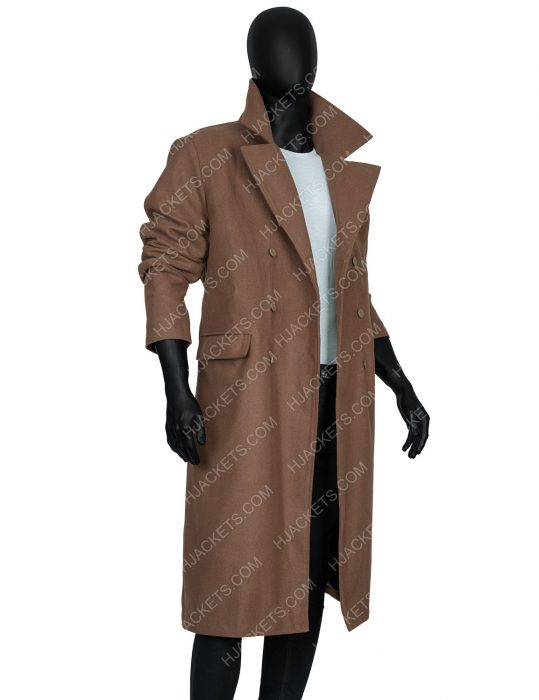 Tenth Doctor Who Coat Trench