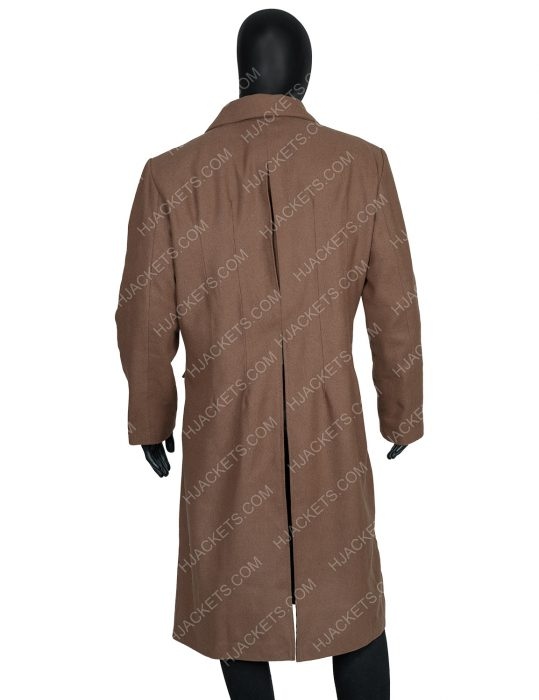 Tenth Doctor Who Trench Coat