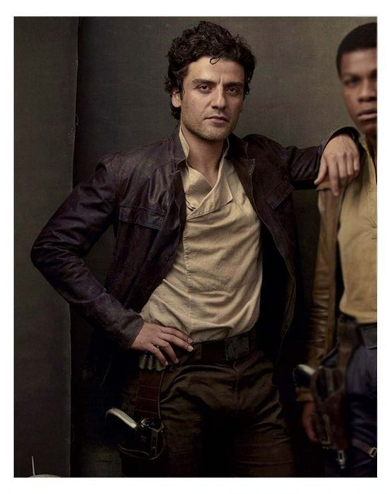 poe dameron star wars jacket