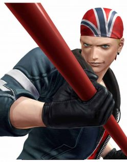 the king of fighters xiv billy jacket
