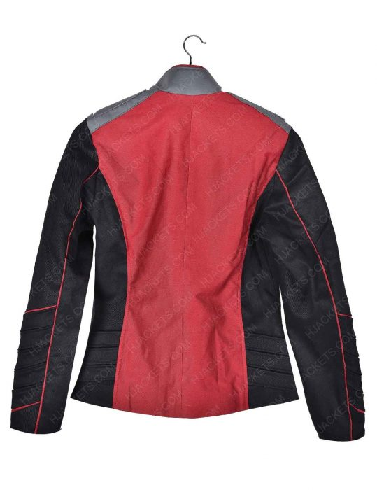 chief security officer alara kitan jacket