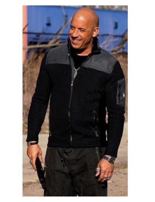 Xander Cage Cotton Jacket