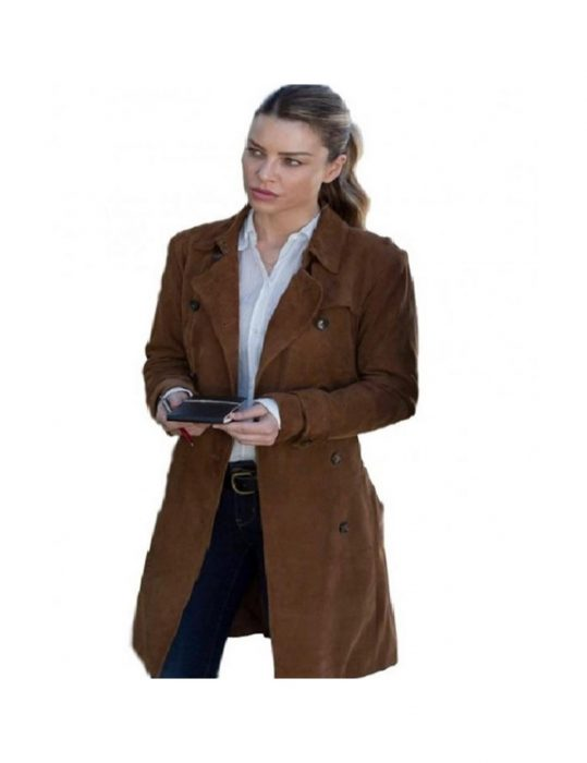 chloe decker coat