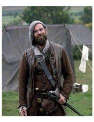 outlander leather vest