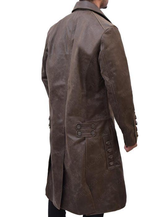 outlander-sam-heughan-leather-coat