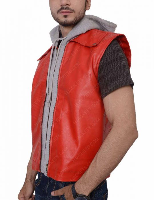 terry bogard destiny vest