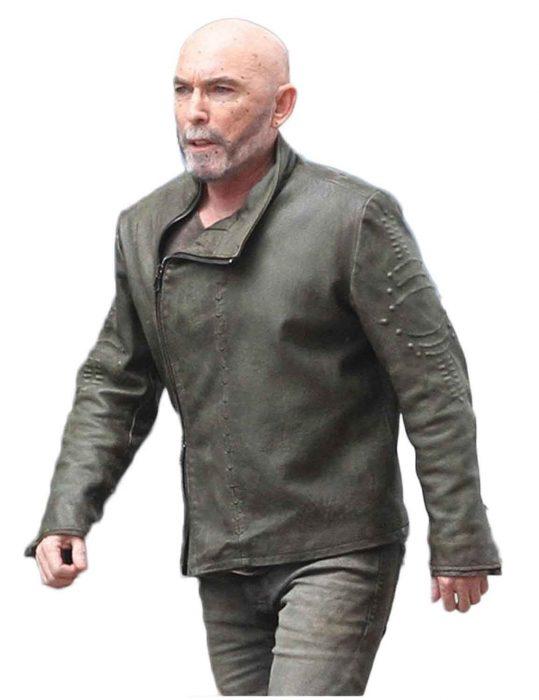 Sayre Leather Jacket