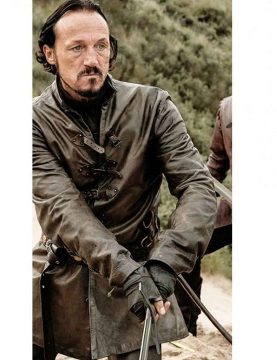 game of thrones bronn leather jacket