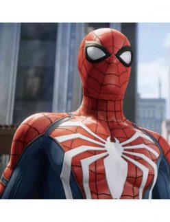 spiderman ps4 costume