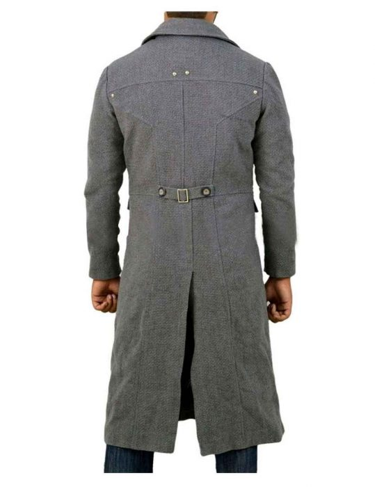 bloodborne hunter coat