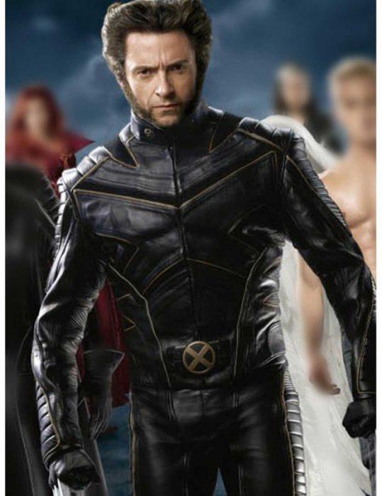 Hugh Jackman X-men The Last Stand Jacket