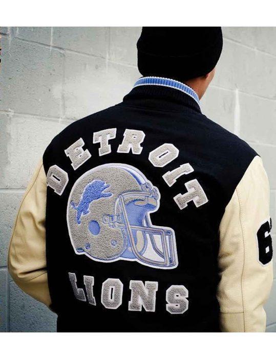 eddie murphy detroit lions jacket