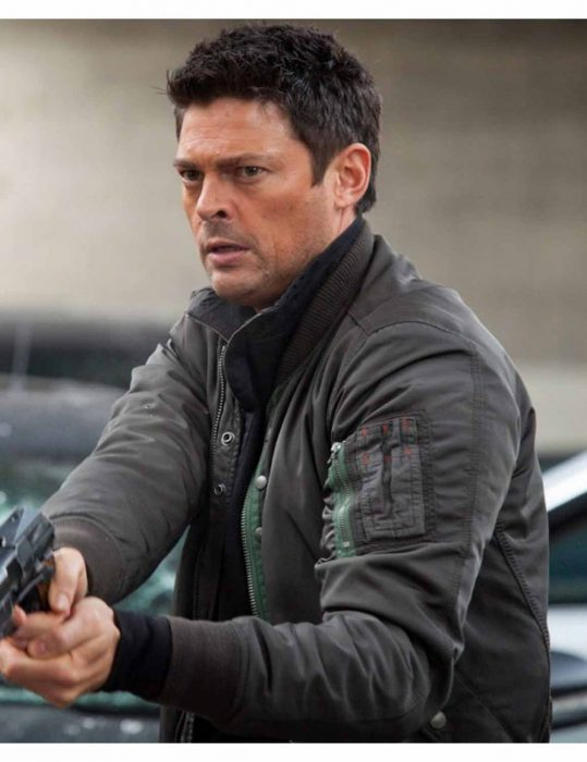 almost human jacket