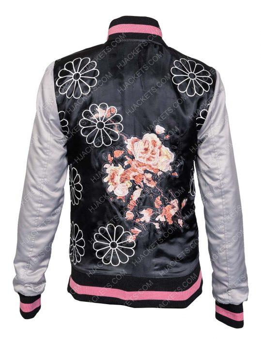 Karolina Dean Runaways Virginia Gardner Bomber Jacket