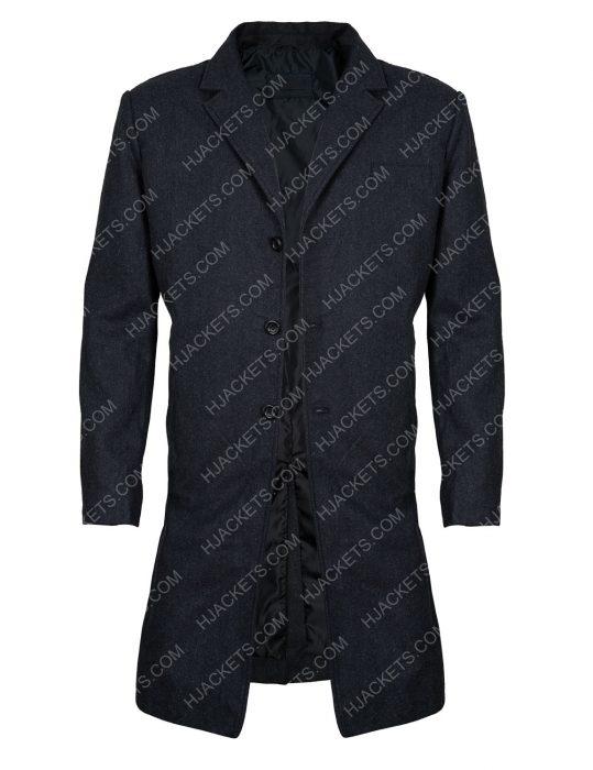 Kaulder The Last Witch Hunter Vin Diesel mid length Coat