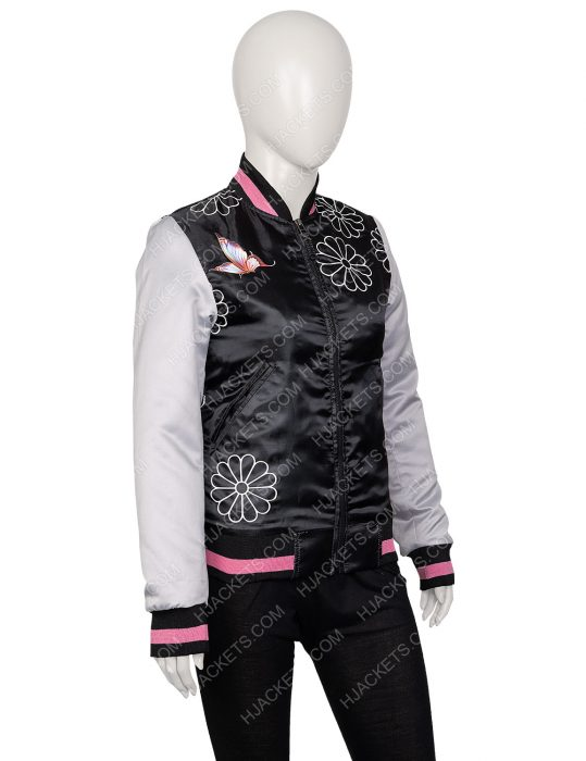 Runaways Virginia Gardner Varsity Jacket