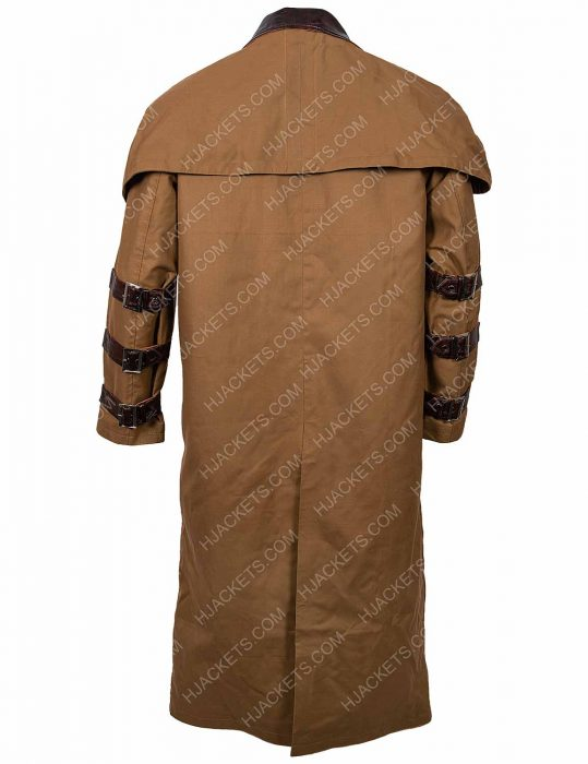 The Golden Army Hellboy 2 Coat