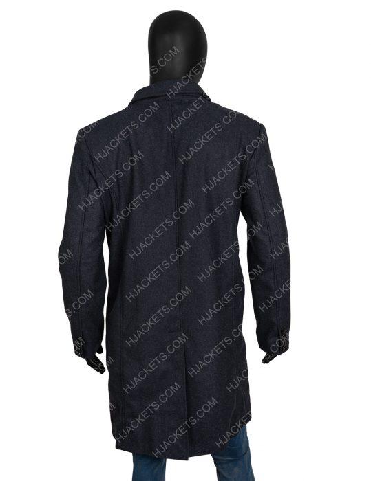 The Last Witch Hunter Kaulder Wool Coat