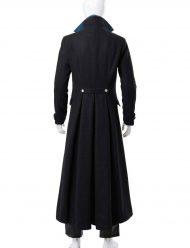 gellert grindelwald wool coat