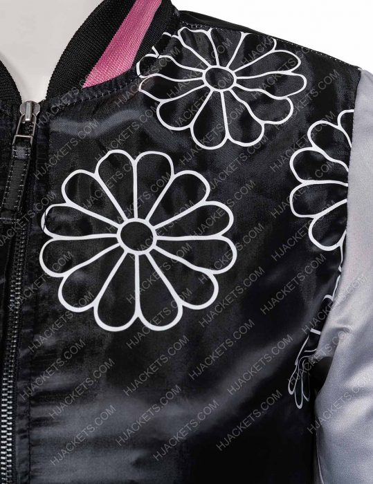 Virginia Gardner Bomber Jacket