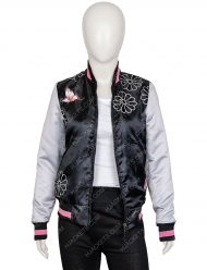 Virginia Gardner Runaways Karolina Dean Varsity Jacket