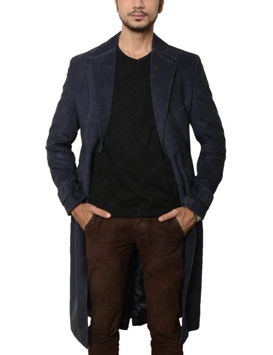 albus dumbledore jude law coat