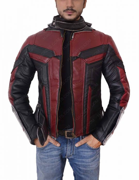 ant man and the wasp paul rudd scott lanng jacket