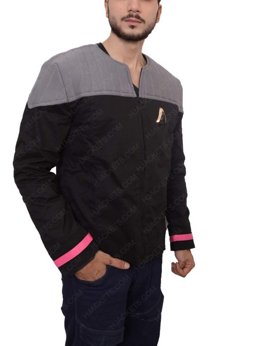 deep space nine jacket
