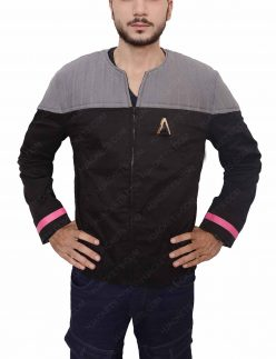 deep space uniform jacket
