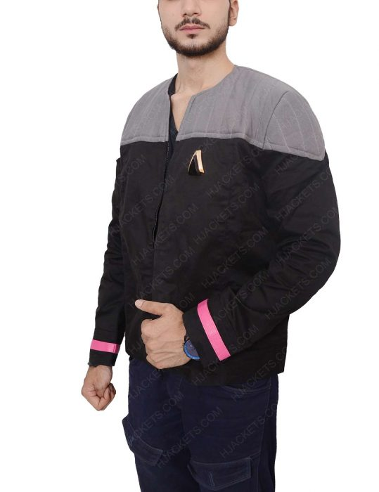 deep space uniform nine jacket
