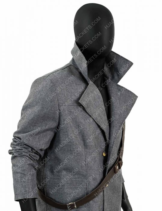 hunter bloodborne coat