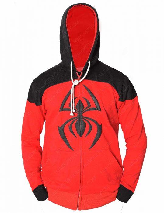 spider man ps4 hoodie