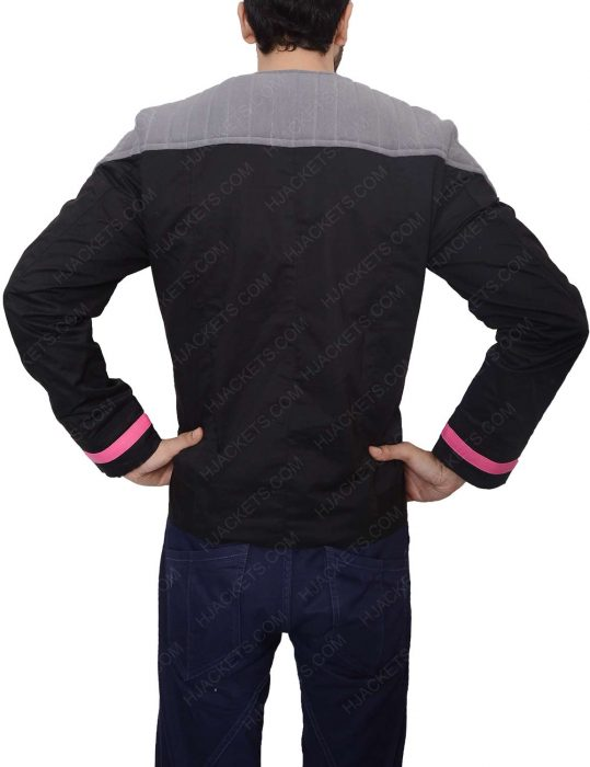 voyager starfleet jacket