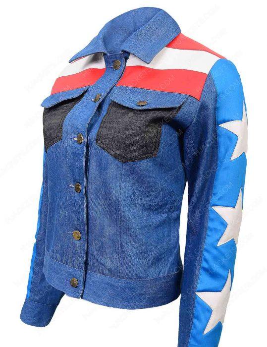 young avengers jacket