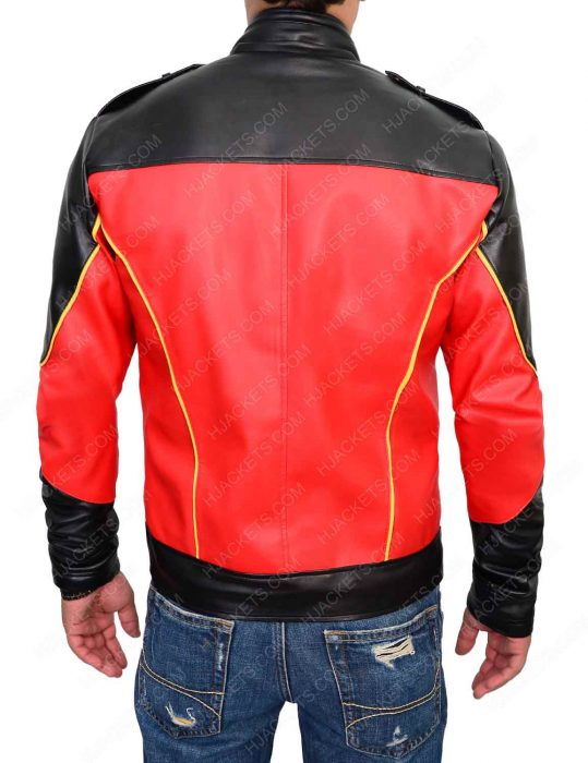 batman robin jacket