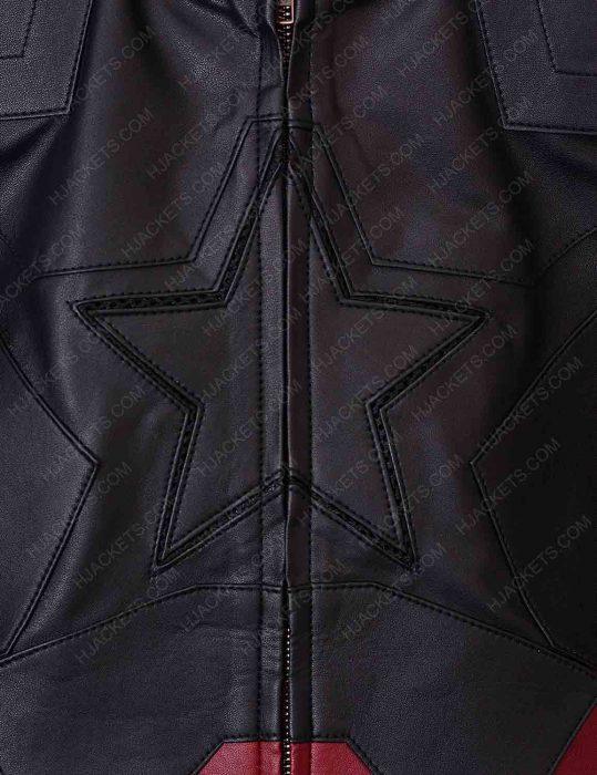 steve rogers avengers infinity war jacket
