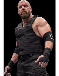 triple h the shield vest