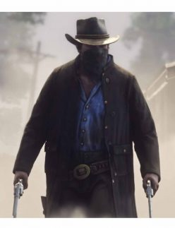 red dead redemption ii arthur morgan coat