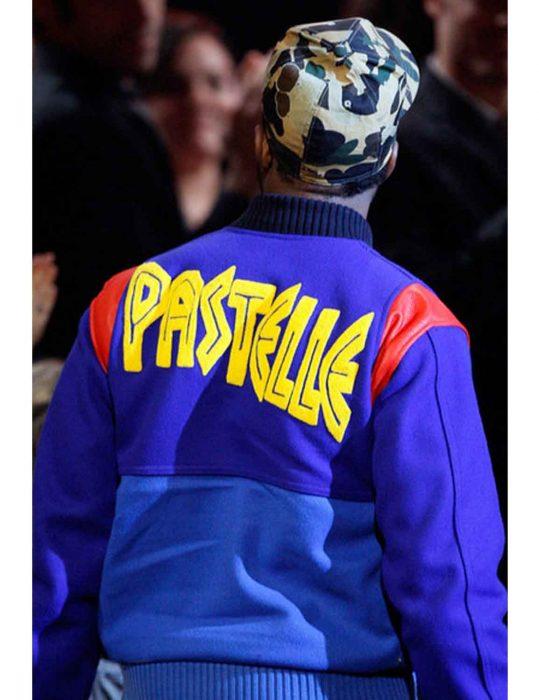 kanye west letterman jacket