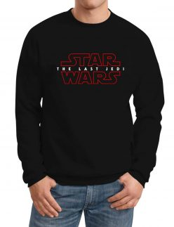 star wars the last jedi sweatshirt