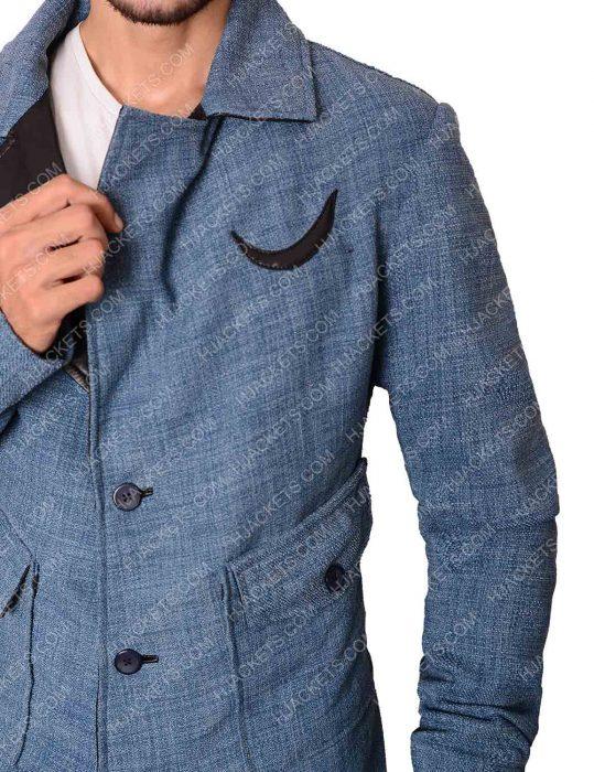 eddie redmayne newt scamander 2 grindelwald coat