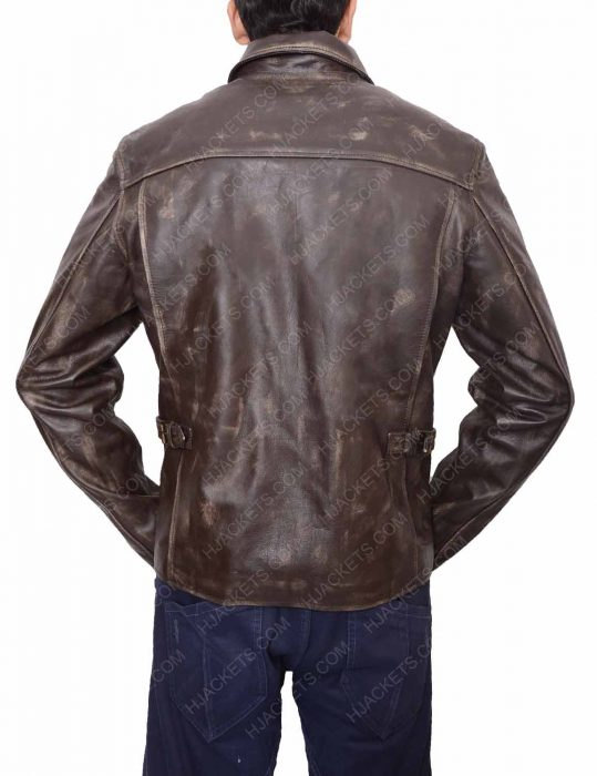 harrison ford leather jacket