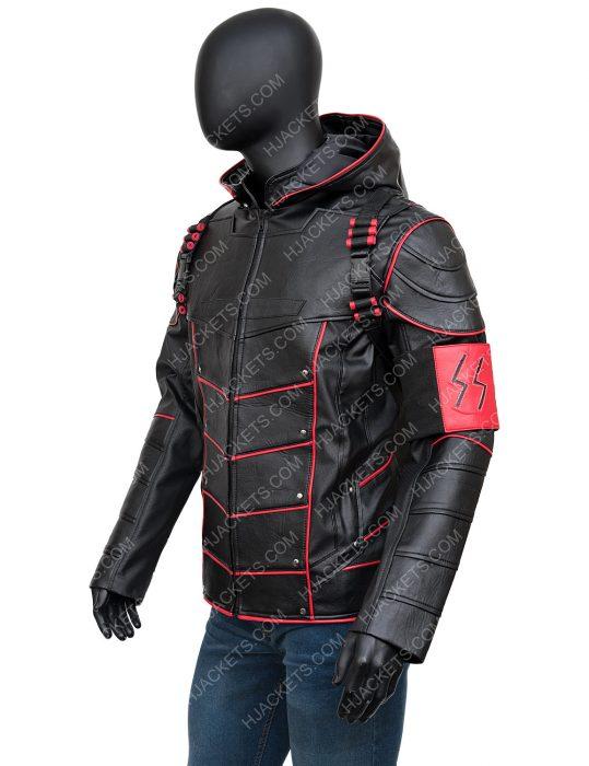 Crisis On Earth-X Hooded Jacket