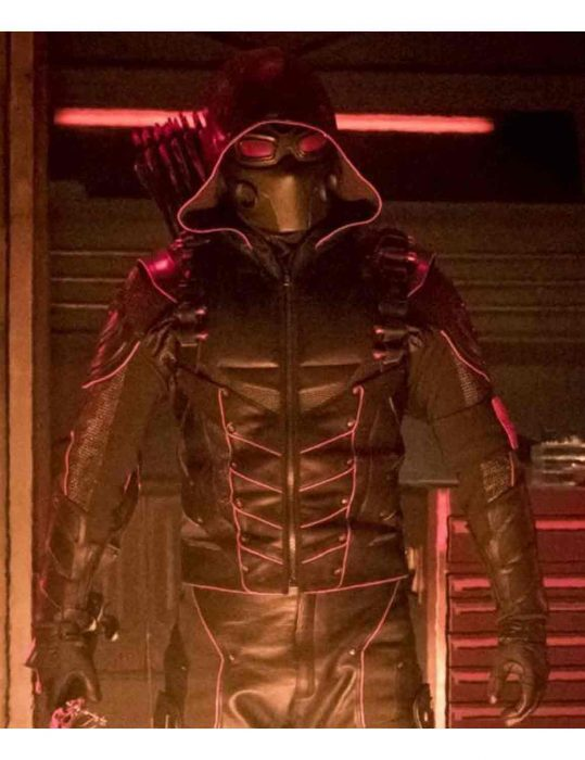 dark arrow jacket