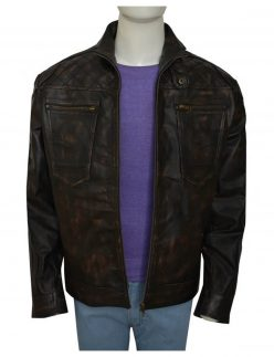 Christopher Egan Dominion Black Jacket