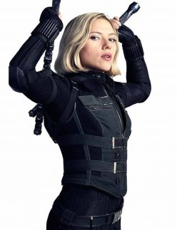 Infinity War Black Widow Vest