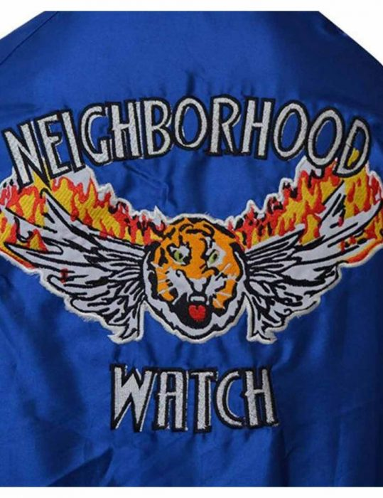 Evan The Watch Jacket