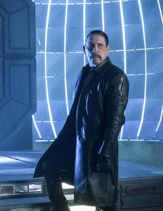 the flash danny trejo coat