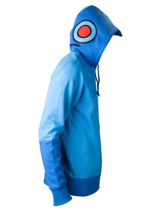 Mega Man Blue Cotton Jacket