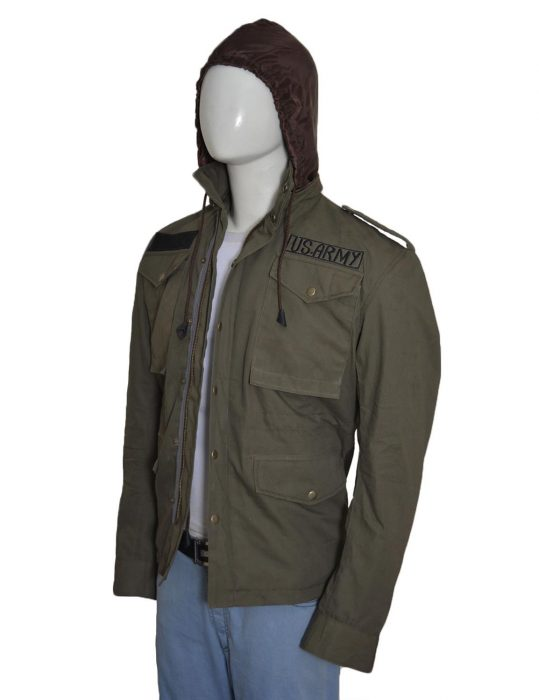 Clay Green Costume Jacket